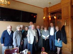 emeritus faculty lunch
