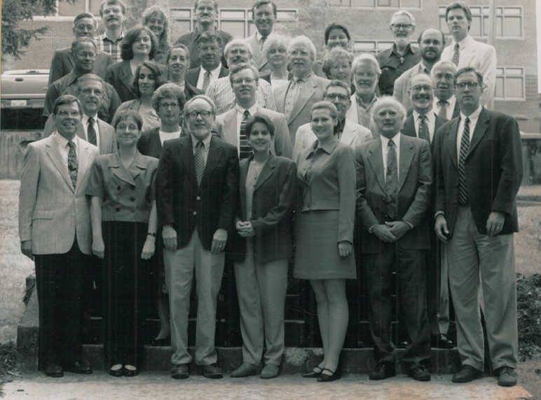 Department of History: The University of Tennessee, 1997