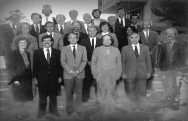 Faculty Photo 1982 Edit