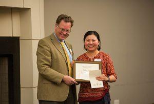 Shellen X. Wu - Leroy P. Graf Faculty Excellence Award