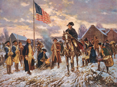 Washington at ValleyForge