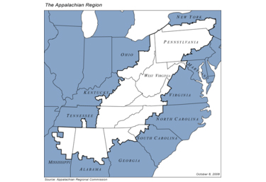 HIUS 445: History of Appalachia