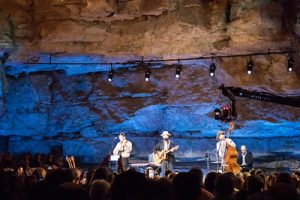 Drew Holcomb and the Neighbors at Bluegrass Underground.